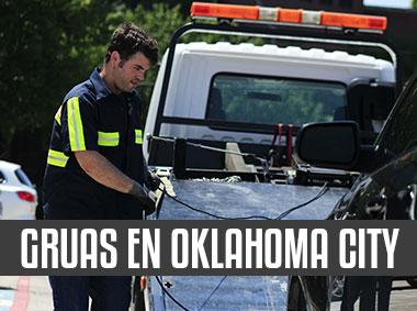 Gruas en Oklahoma City